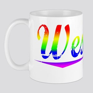 Westley, Rainbow, Mug