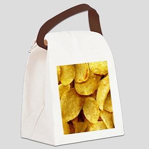 potatochips Canvas Lunch Bag