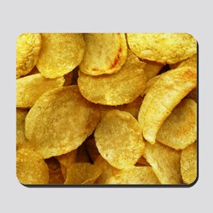 potatochips Mousepad