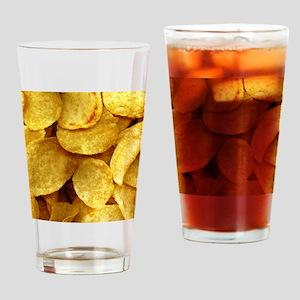 potatochips Drinking Glass