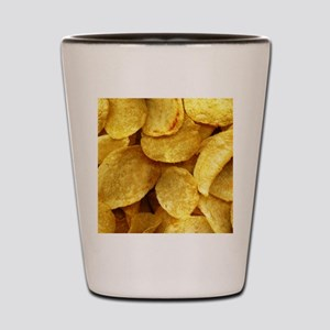 potatochips Shot Glass