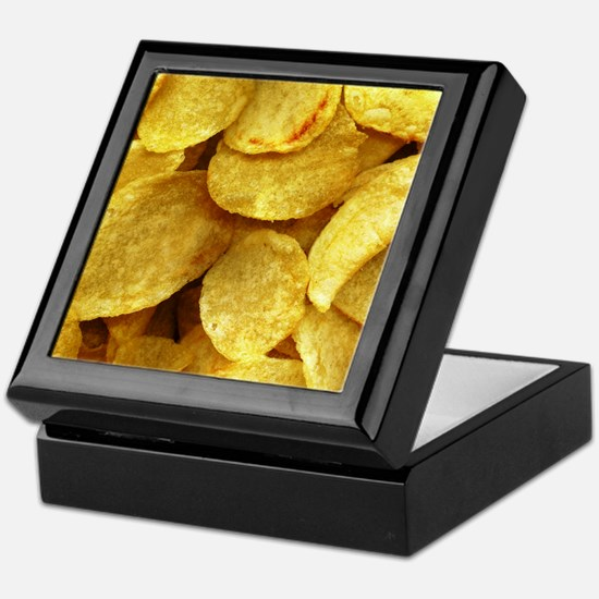 potatochips Keepsake Box