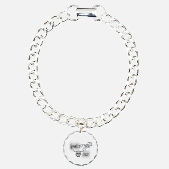 Scorpio Taurus Opposites Attract Bracelet