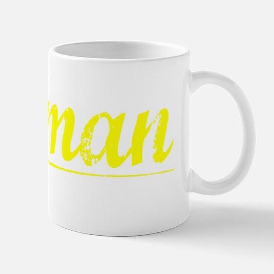 Truman, Yellow Mug