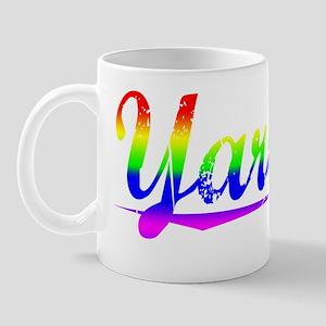 Yardley, Rainbow, Mug