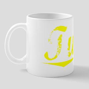 Tubbs, Yellow Mug