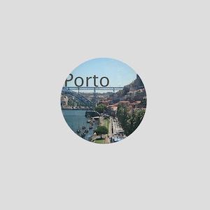 Porto Gaia Mini Button