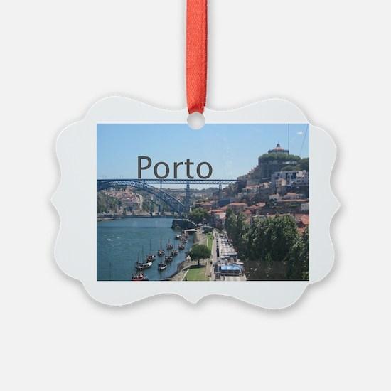 Porto Gaia Ornament