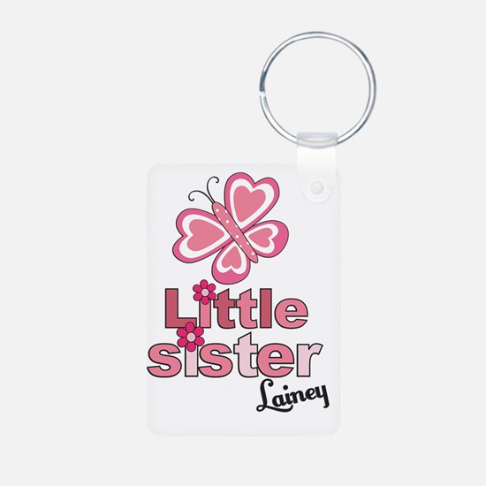 Little Sister Butterfly Sh Keychains