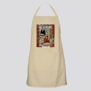 Thanksgiving meal Apron