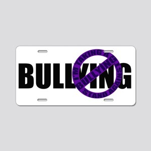 Anti Bullying - Take a Stan Aluminum License Plate