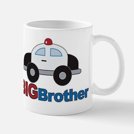 Police Car Big Brother Mug