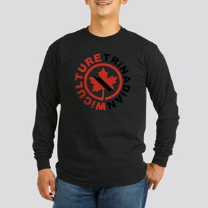 Trinadian Long Sleeve Dark T-Shirt
