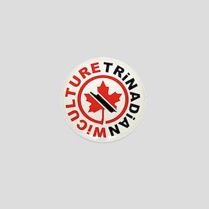 Trinadian Mini Button