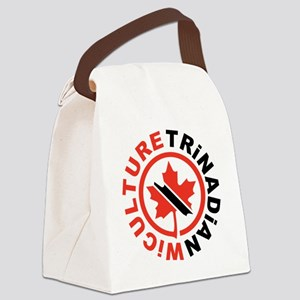Trinadian Canvas Lunch Bag