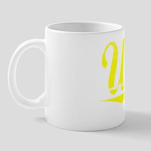Warf, Yellow Mug