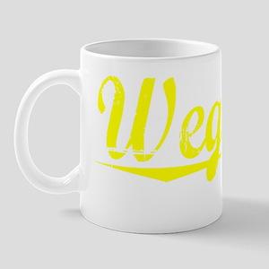 Wegman, Yellow Mug