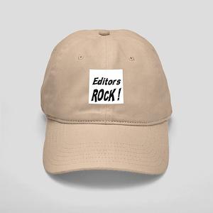 Editors Rock ! Cap