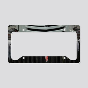 Grilled Cheese License Plate Holder