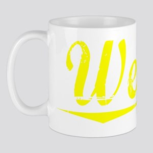 Welter, Yellow Mug
