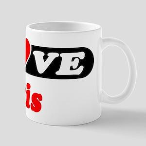 I Love Otis Mug
