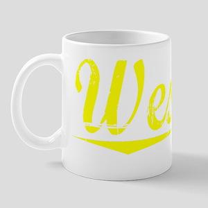 Wesson, Yellow Mug