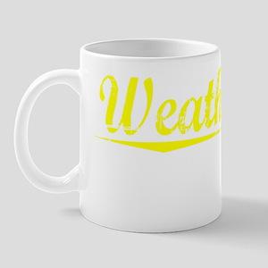 Weatherford, Yellow Mug