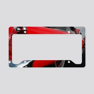 Rear View License Plate Holder