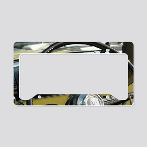 Dash it All License Plate Holder