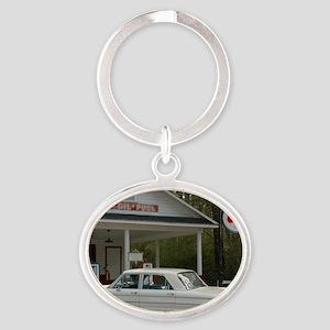 Esso Expresso Oval Keychain