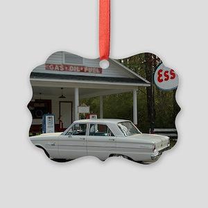 Esso Expresso Picture Ornament
