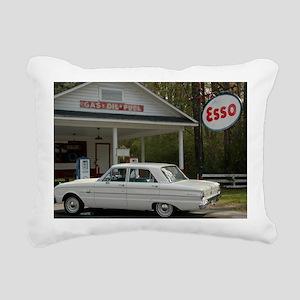 Esso Expresso Rectangular Canvas Pillow