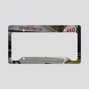 Esso Expresso License Plate Holder