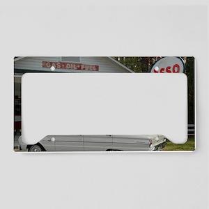 Esso Expresso License Plate Holder