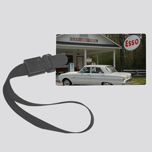 Esso Expresso Large Luggage Tag