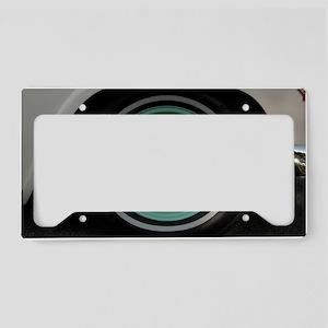 Cap Ten License Plate Holder