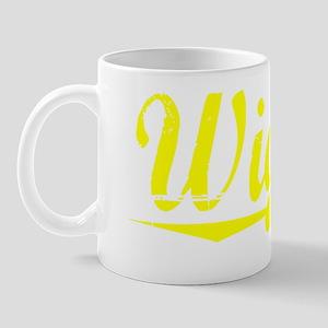 Wiggin, Yellow Mug