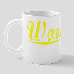 Woodcock, Yellow Mug