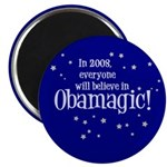 Obamagic in 2008 Magnet