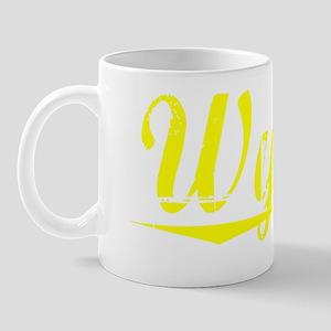 Wynne, Yellow Mug