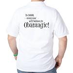 Obamagic in 2008 Golf Shirt