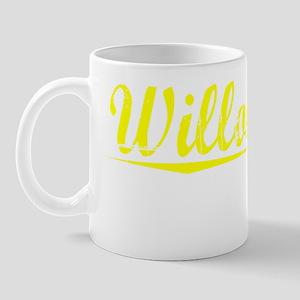 Willoughby, Yellow Mug