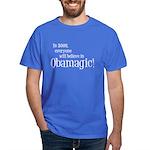 Obamagic in 2008 Dark T-Shirt