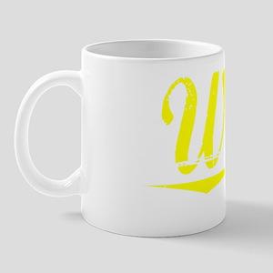 Wong, Yellow Mug
