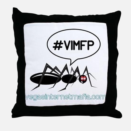 #VIMFP Throw Pillow