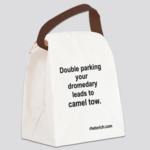 camel Tow 2 Canvas Lunch Bag