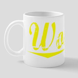 Wooten, Yellow Mug