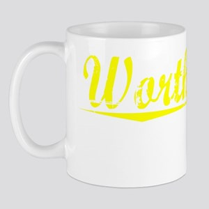 Worthington, Yellow Mug