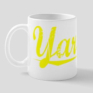 Yardley, Yellow Mug