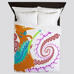 Sword Dancer Queen Duvet